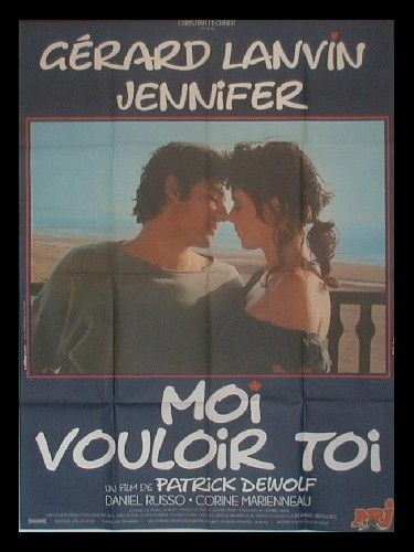 Affiche du film MOI VOULOIR TOI