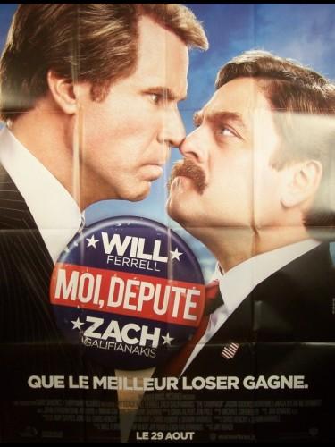 Affiche du film MOI,DEPUTE - THE CAMPAIGN