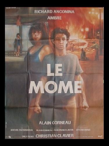 Affiche du film MOME (LE)