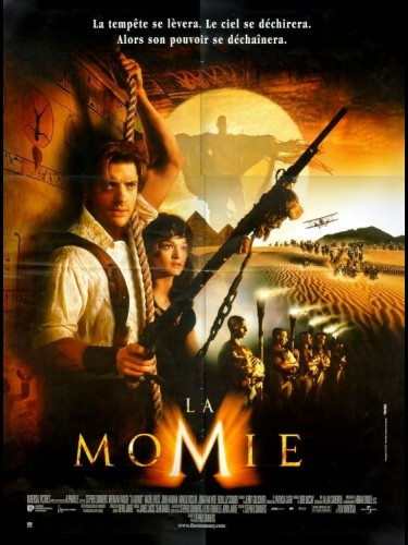 Affiche du film MOMIE (LA) - THE MUMMY