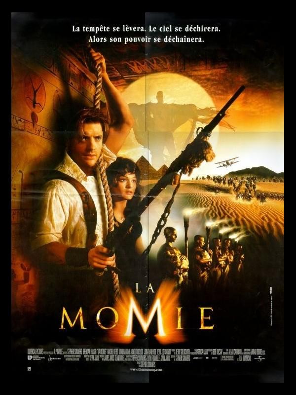 Affiche du film MOMIE (LA) - THE MUMMY