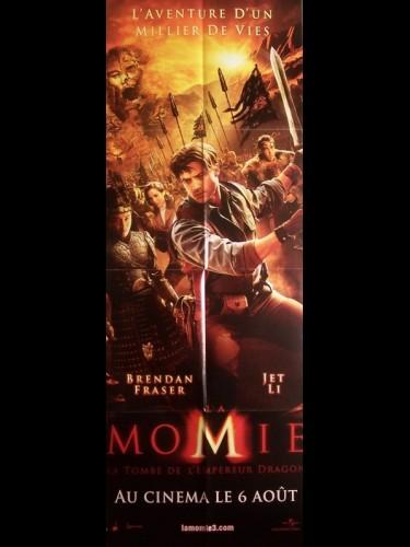 Affiche du film MOMIE 3-LA TOMBE DE L'EMPEREUR DRAGON