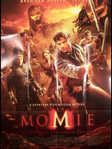 Affiche du film MOMIE III (LA)- LA TOMBE DE L'EMPEREUR DRAGON-