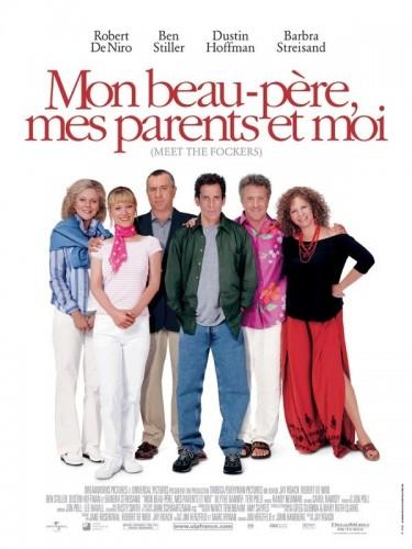 Affiche du film MON BEAU-PERE, MES PARENTS ET MOI