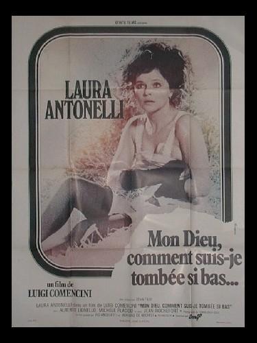 Affiche du film MON DIEU, COMMENT SUIS-JE TOMBE SI BAS ?