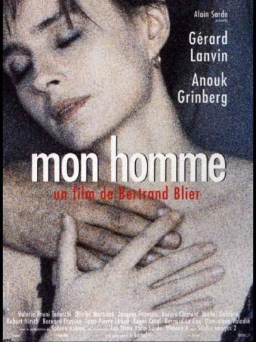 Affiche du film MON HOMME