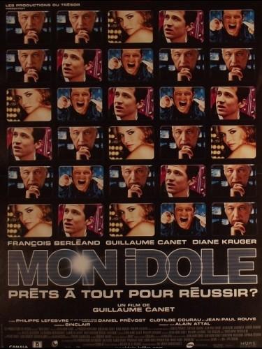 Affiche du film MON IDOLE