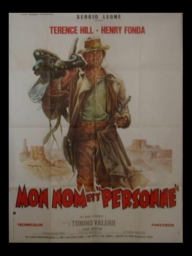 Affiche du film MON NOM EST PERSONNE