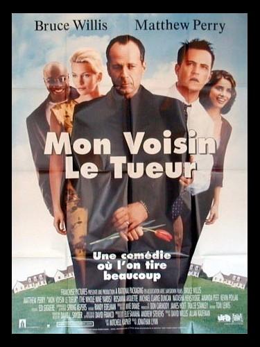 Affiche du film MON VOISIN LE TUEUR