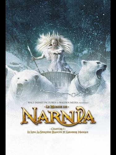 Affiche du film MONDE DE NARNIA (LE) - LE LION,LA SORCIERE BLANCHE ET L'ARMOIRE MAGIQUE