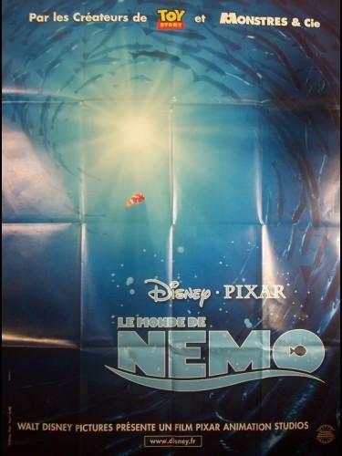 Affiche du film MONDE DE NEMO (LE)
