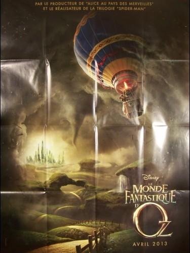 Affiche du film MONDE FANTASTIQUE D'OZ (LE)