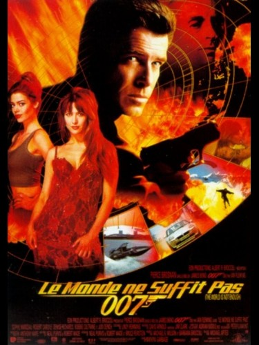 MONDE NE SUFFIT PAS (LE) JAMES BOND - THE WORLD IS NOT ENOUGH