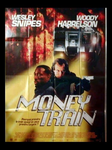 Affiche du film MONEY TRAIN