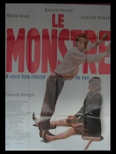 Affiche du film MONSTRE (LE)
