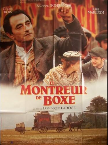 Affiche du film MONTREUR DE BOXE (LE) - LUCKY PUNCH
