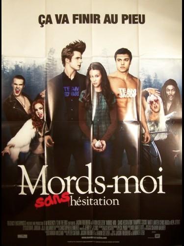 Affiche du film MORDS MOI SANS HESITATION - VAMPIRES SUCK