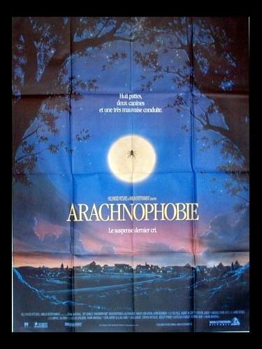 Affiche du film ARACHNOPHOBIE - ARACHNOPHOBIA