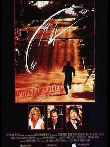Affiche du film MORT A L'ARRIVEE - D.O.A
