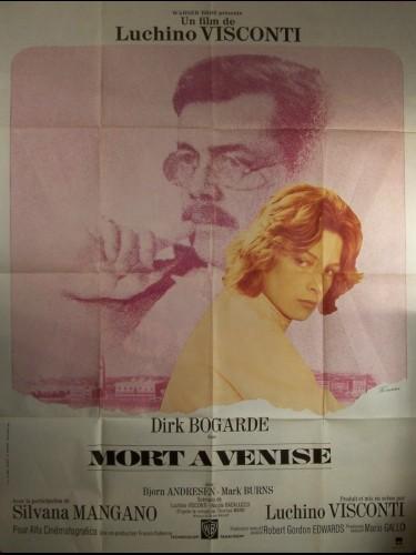 Affiche du film MORT A VENISE