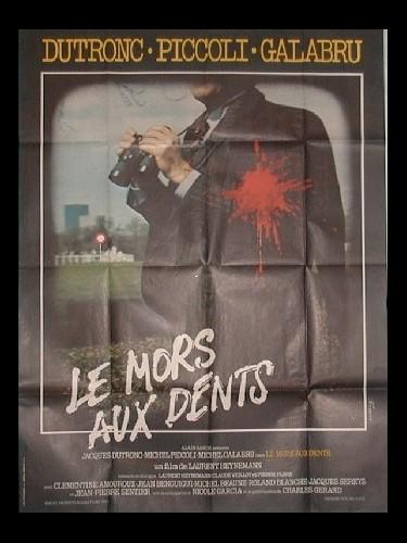 Affiche du film MORT AUX DENTS (LA)