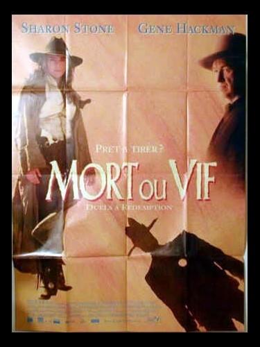 Affiche du film MORT OU VIF