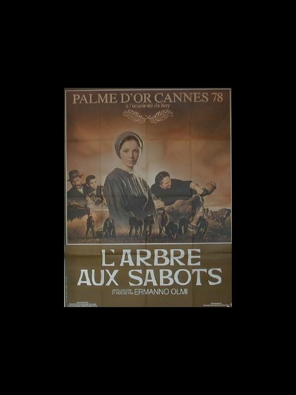 Affiche du film ARBRE AUX SABOTS (L')