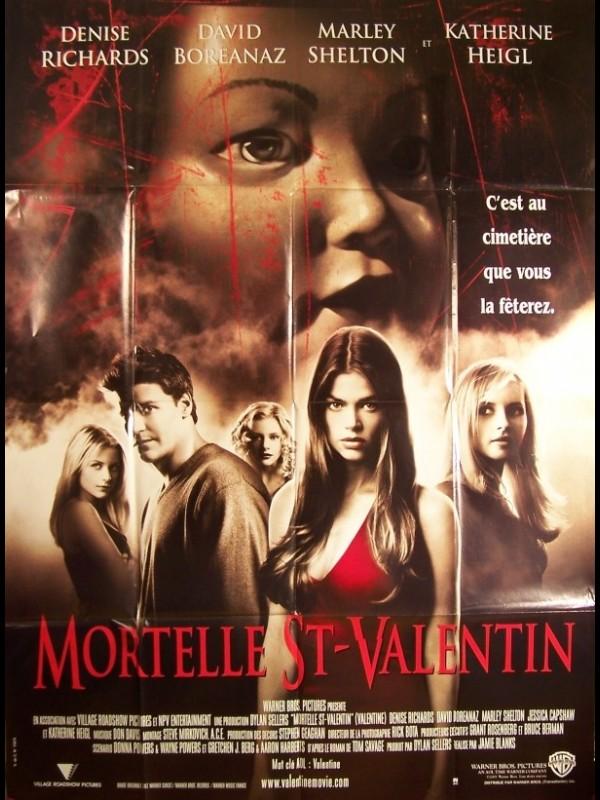 Affiche du film MORTELLE SAINT VALENTIN - VALENTINE