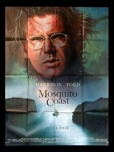 Affiche du film MOSQUITO COAST