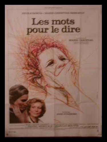Affiche du film MOTS POUR LE DIRE (LES)
