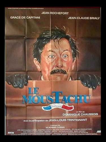Affiche du film MOUSTACHU (LE)