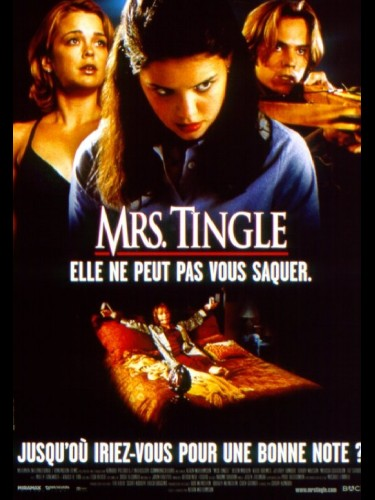 Affiche du film MRS TINGLE - TEACHING MRS. TINGLE