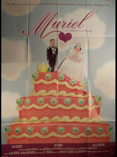 Affiche du film MURIEL - MURIEL'S WEDDING