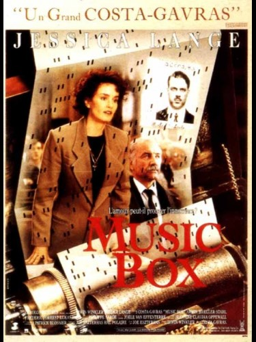 Affiche du film MUSIC BOX - MUSIC BOX
