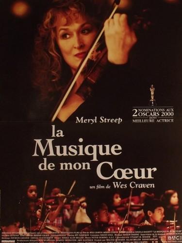 Affiche du film MUSIQUE DE MON CŒUR (LA) - MUSIC OF THE HEART