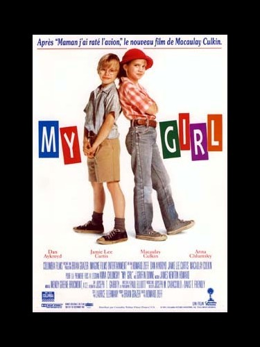Affiche du film MY GIRL