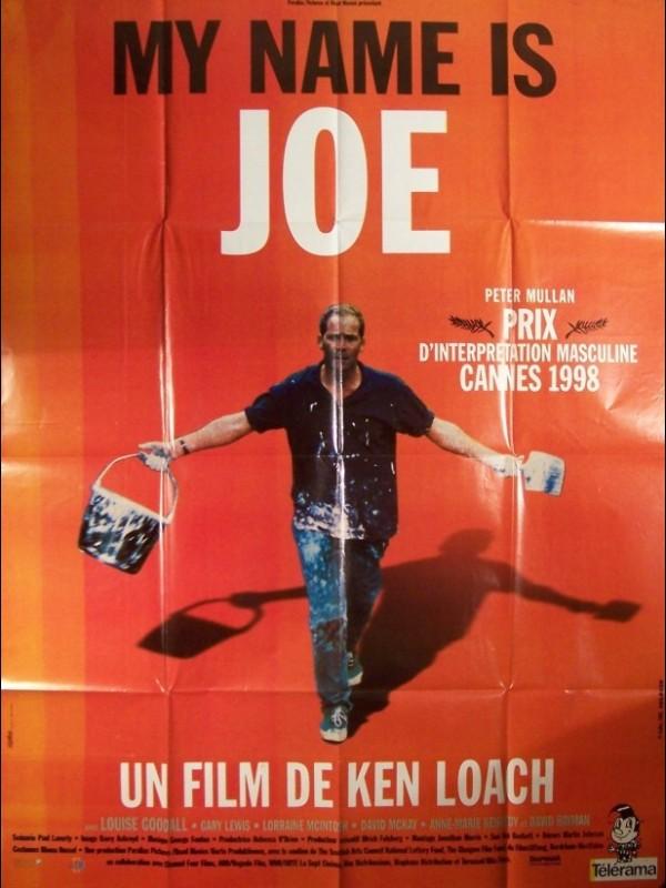 Affiche du film MY NAME IS JOE