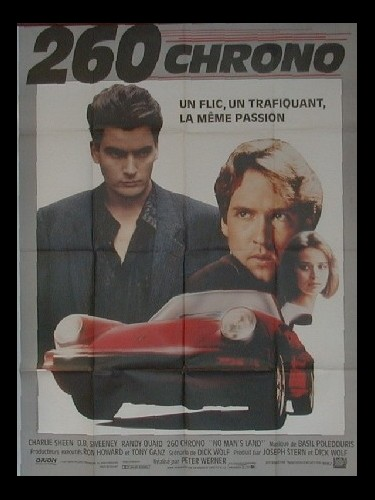 Affiche du film 260 CHRONO - NO MAN'S LAND