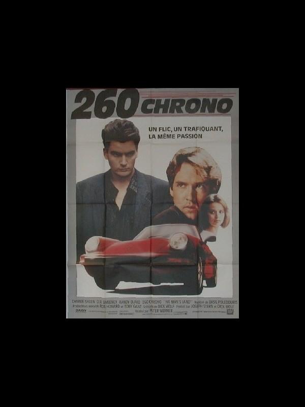 Affiche du film 260 CHRONO - NO MAN'S LAND