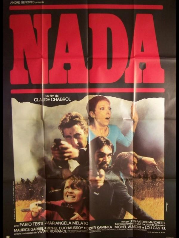 Affiche du film NADA