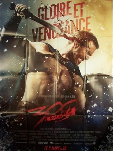 Affiche du film NAISSANCE D'UN EMPIRE (LA)