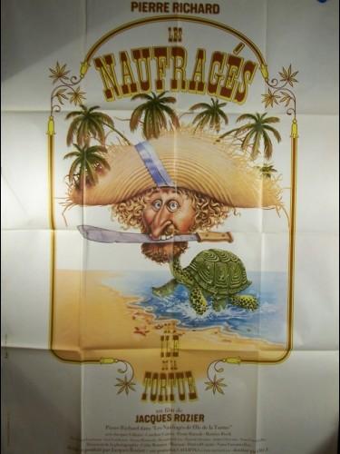 Affiche du film NAUFRAGES DE L'ILE DE LA TORTUE (LES)