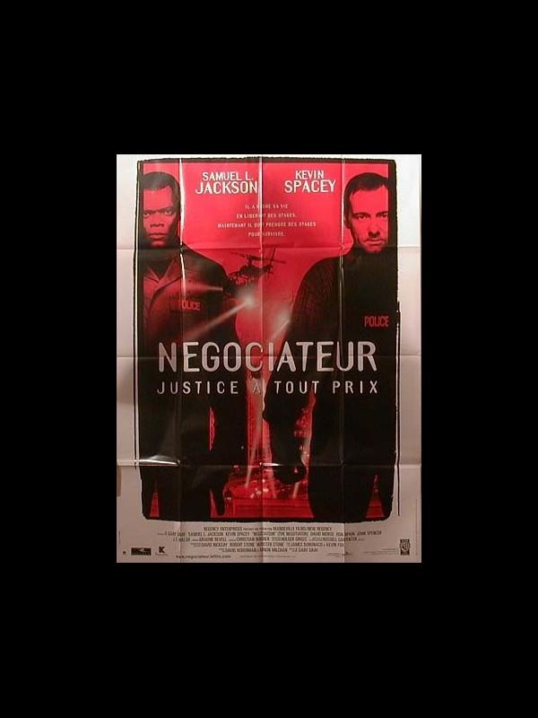 Affiche du film NEGOCIATEUR - THE NEGOTIATOR