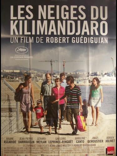 Affiche du film NEIGES DU KILIMANDJARO (LES)