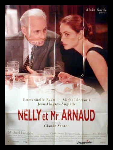 Affiche du film NELLY ET MR ARNAUD