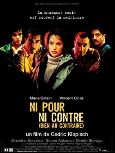 Affiche du film NI POUR NI CONTRE (BIEN AU CONTRAIRE)