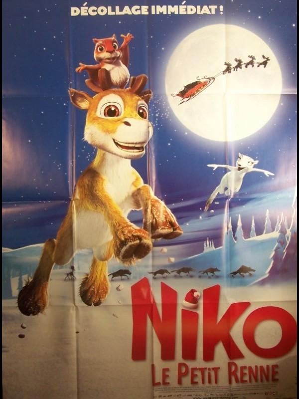 Affiche du film NIKO LE PETIT RENNE