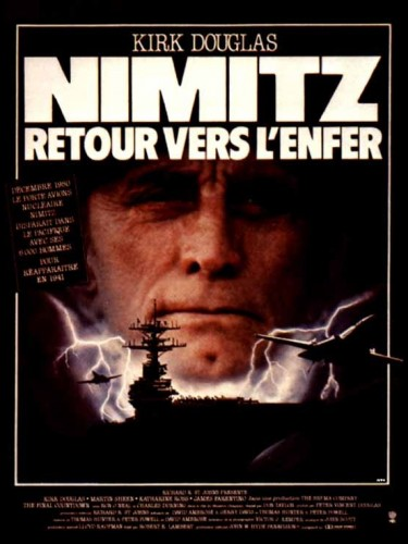 Affiche du film NIMITZ RETOUR VERS L'ENFER - THE FINAL COUNT DOWN