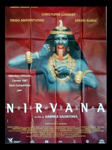Affiche du film NIRVANA