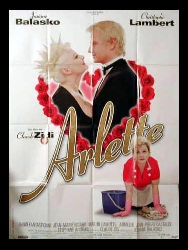 Affiche du film ARLETTE